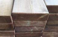Tavole legno trattato, Legno da giardino