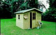 Casetta in legno - Legnaia, Cucce