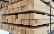 Assi  in legno trattato, Legno da giardino