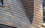 """Scandole """"segate"""" per tetti in legno"""